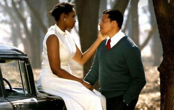 Jennifer Hudson & Terrence Howard in 'Winnie'